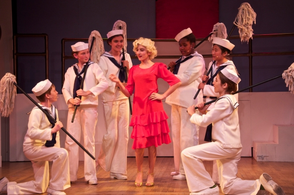 Anything Goes  Musical Theatre Works